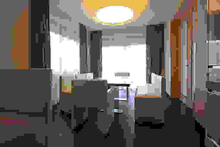 Столовая Столовая комната в стиле модерн от homify Модерн