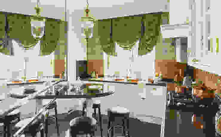 studio68-32 Classic style kitchen