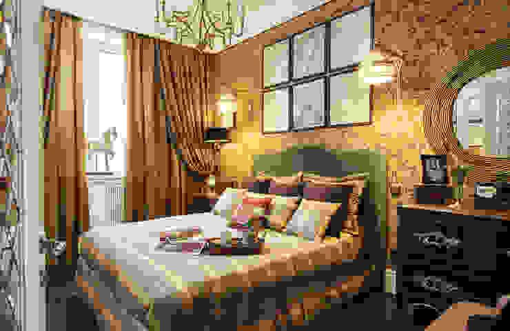 studio68-32 Eclectic style bedroom