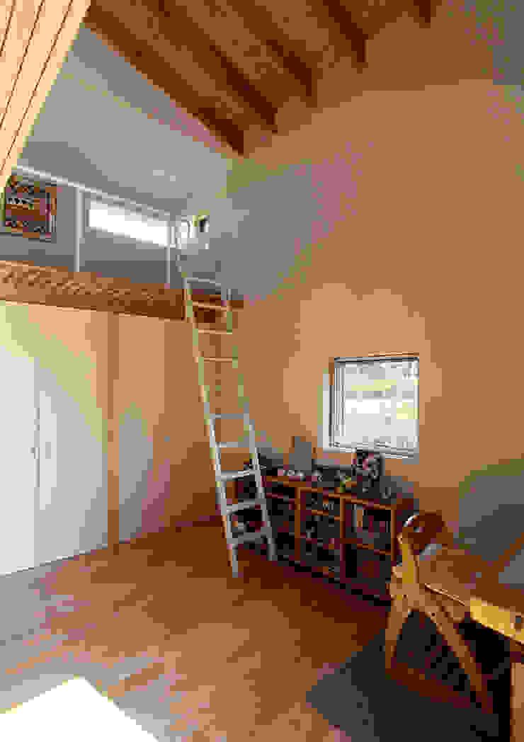 一色白山の家/house of isshikihakusan 北欧デザインの 書斎 の haco建築設計事務所 北欧