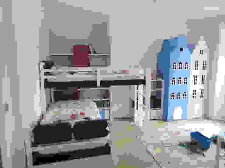 Chambre garçon Chambre d'enfant moderne par Ateliers Safouane Moderne