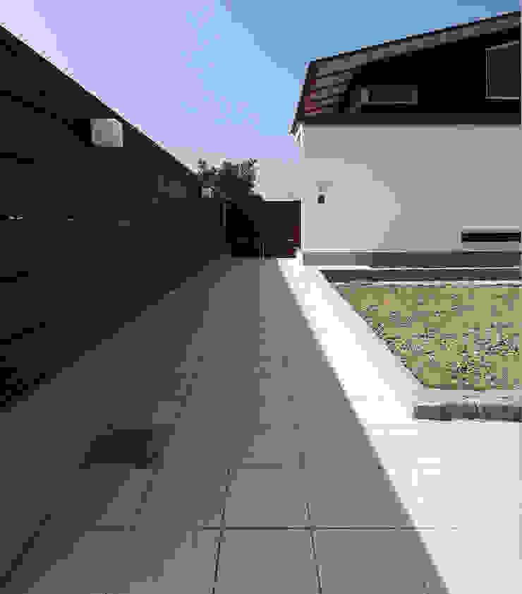 一色白山の家/house of isshikihakusan 北欧風 家 の haco建築設計事務所 北欧
