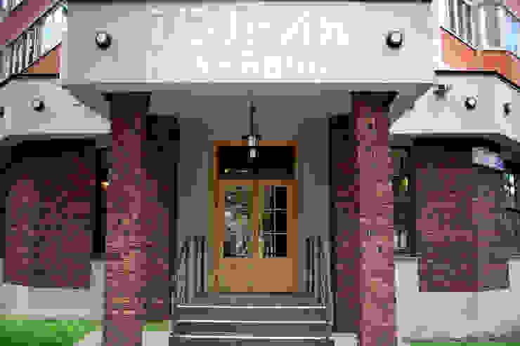 Ресторан в г. Долгопрудный <q>ТЕОРИЯ КУХНЯ&БАР</q> Дома в стиле лофт от NIdesign Лофт