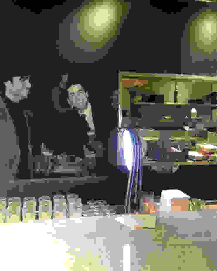 Peroni   Branding 2014 Moderne gastronomie van Studio Linda Franse Modern