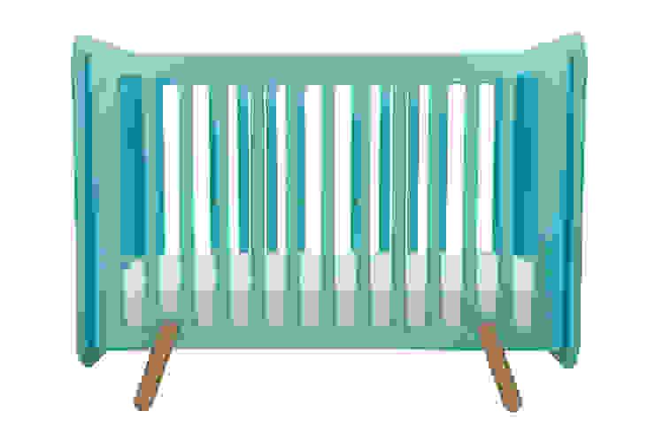 Ledikant VROLIJK van ukkepuk meubels Scandinavisch