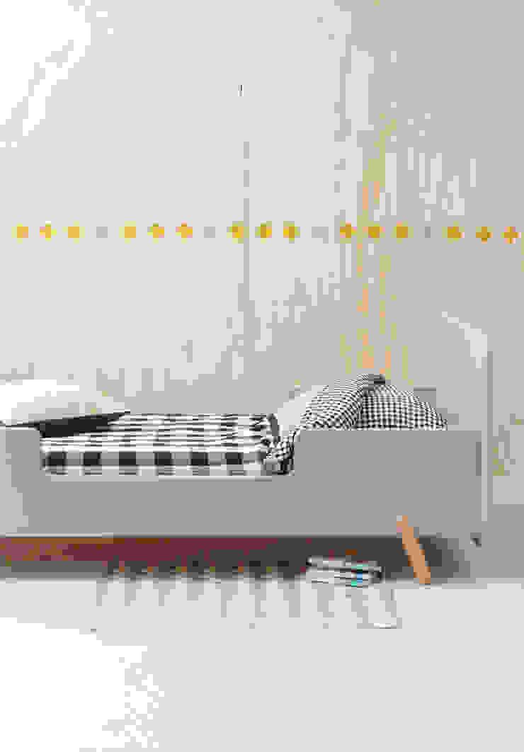 juniorbed VROLIJK van ukkepuk meubels Scandinavisch