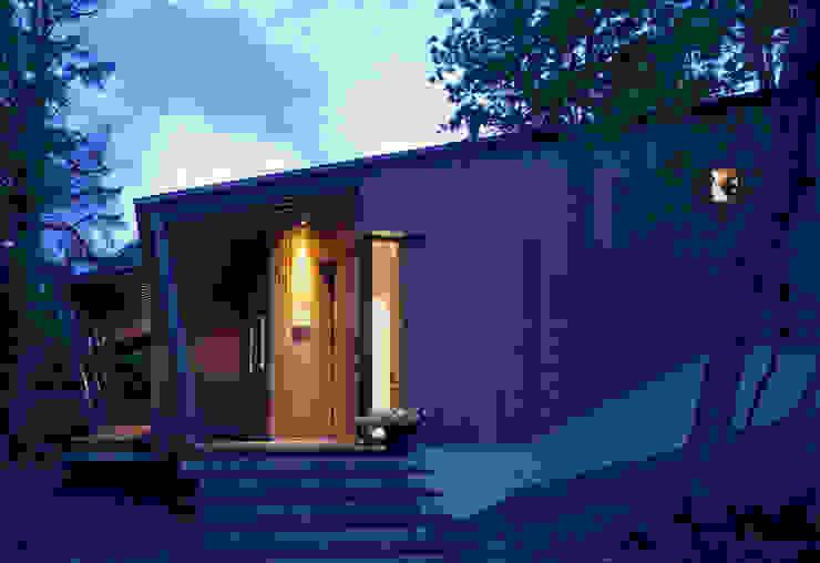 雁木のある家: YASUO TERUI Architects Inc.が手掛けた家です。,オリジナル