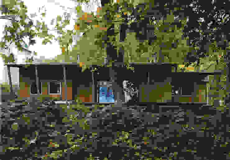 Maisons originales par YASUO TERUI Architects Inc. Éclectique