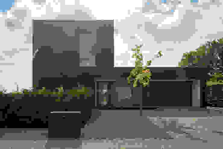 Maison Lebbeke Maisons modernes par Pascal François Architects bvba Moderne
