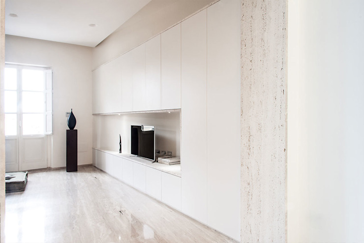 Salones minimalistas de Tramas Minimalista