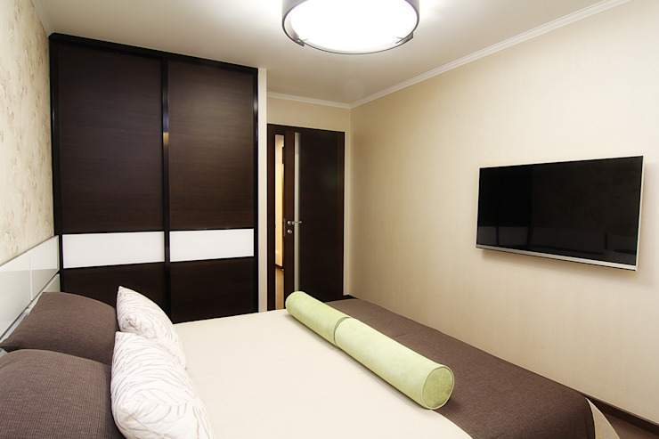 Спальня от ARHITEKTO