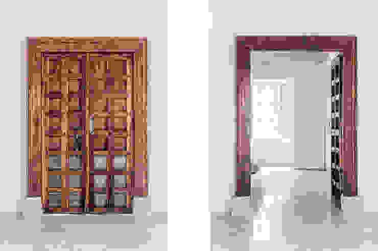 Dormitorios minimalistas de Tramas Minimalista
