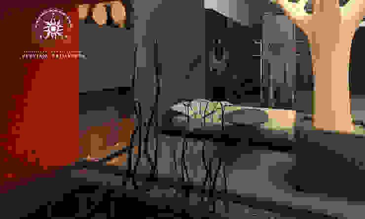 Дом мечты Спальня в стиле минимализм от Persian Primavera Минимализм