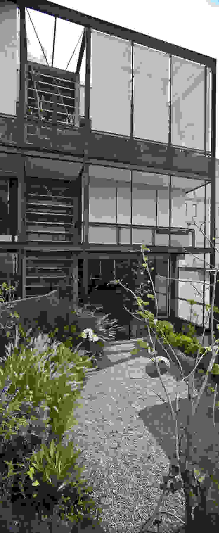 Minimalistische Häuser von Cm2 Management Minimalistisch