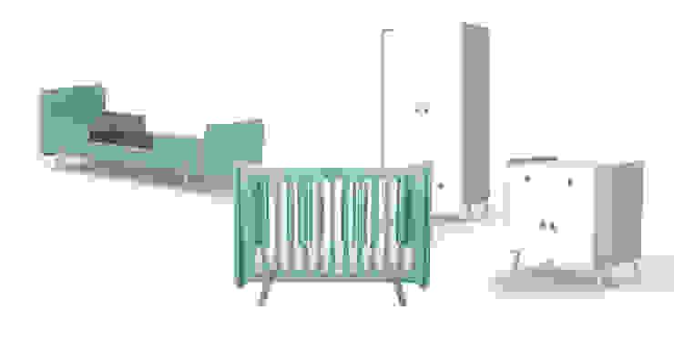 collectie VROLIJK van ukkepuk meubels Scandinavisch