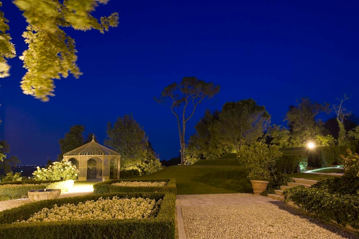 SULLE COLLINE REGGIANE ADS Studio di Architettura Giardino classico