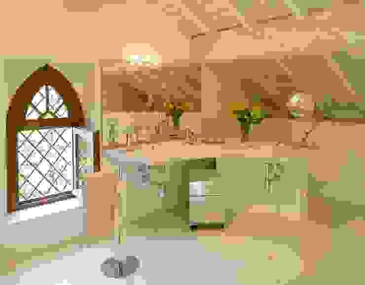 Salle de bains de style  par ADS Studio di Architettura,