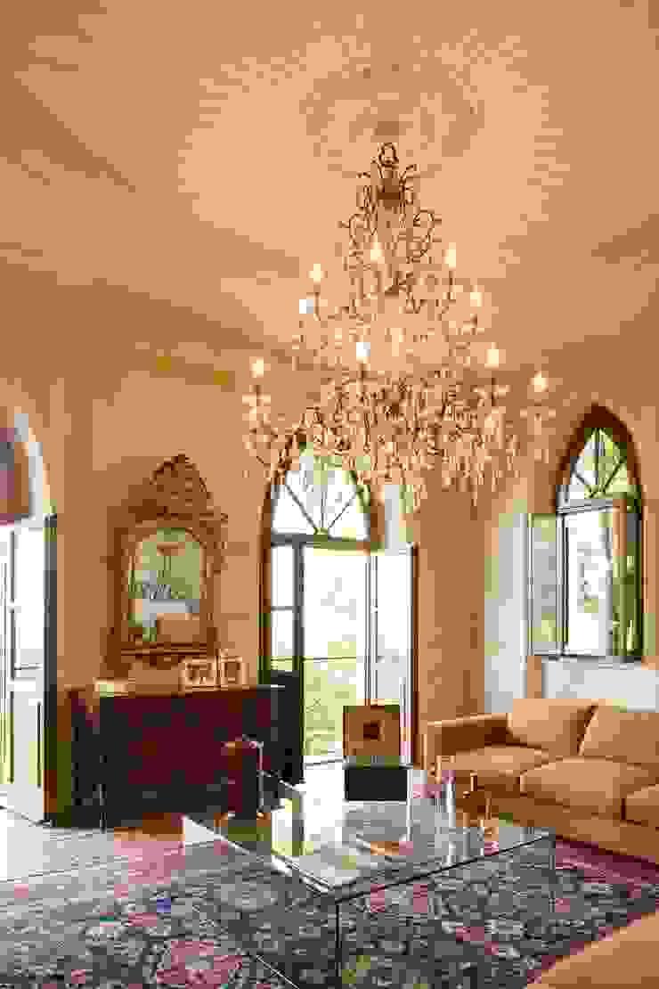Livings de estilo clásico de ADS Studio di Architettura Clásico
