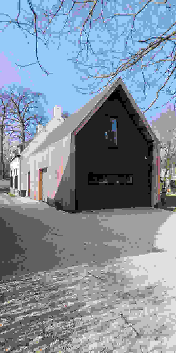 JACHTOPZIENERSWONING – SINT-DENIJS-WESTREM van Callebaut Architecten