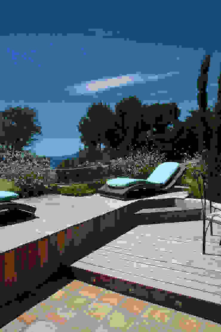 Exterior Design Balcones y terrazas mediterráneos