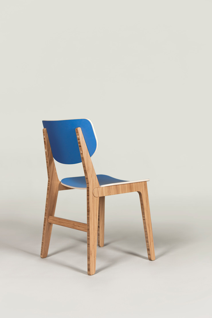 Neighbourhood Chair - Cornflower Blue: modern  by ByALEX, Modern