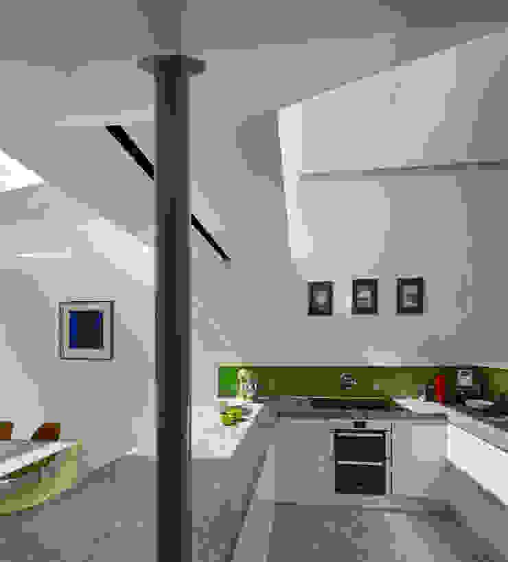 Kitchen space Neil Dusheiko Architects Cuisine moderne