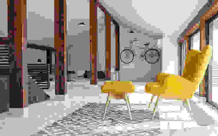 Scandinavian style bedroom by INT2architecture Scandinavian
