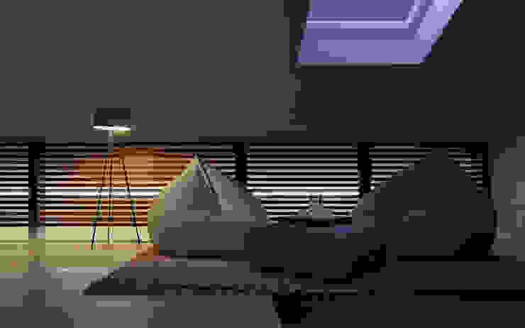 스칸디나비아 침실 by INT2architecture 북유럽