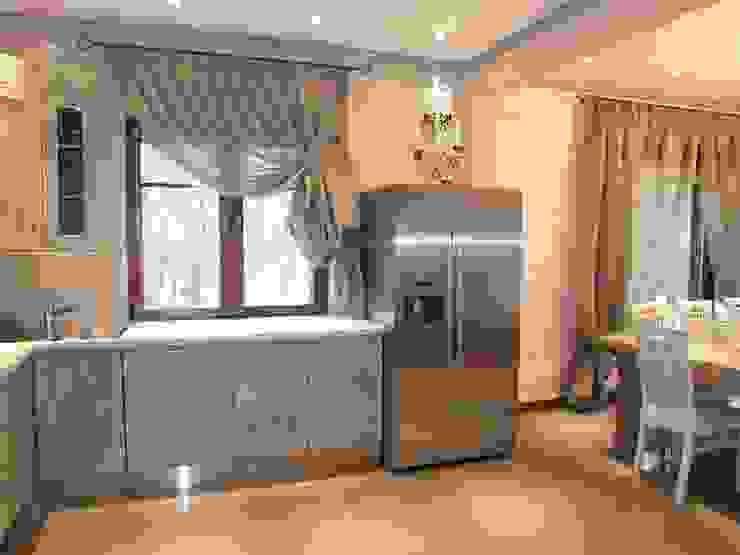 Загородный дом в Подборовье от Studio Gergel & P Эклектичный