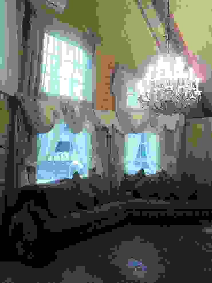 Загородный дом в Комарово от Studio Gergel & P Эклектичный