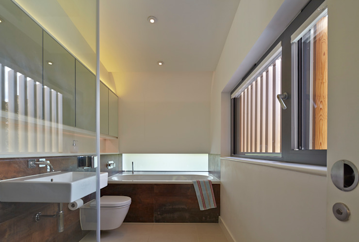 Children's bathroom Neil Dusheiko Architects Salle de bain moderne