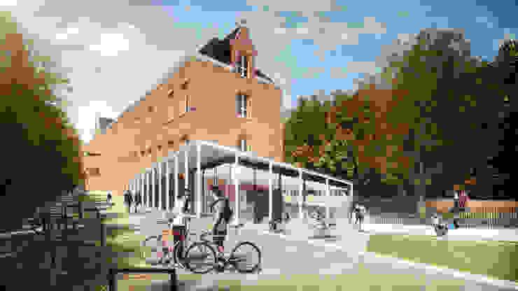WIELERMUSEUM – ROESELARE van Callebaut Architecten