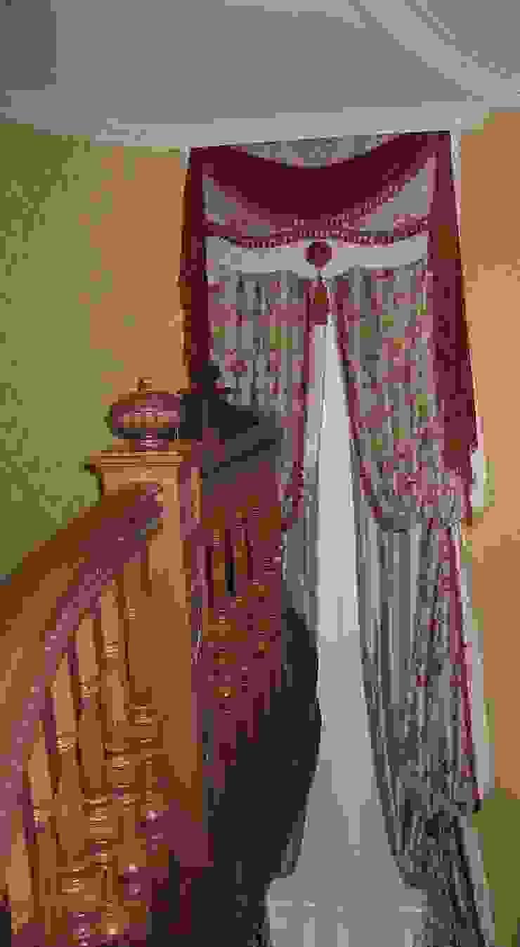 Текстиль. Нестандартные решения от Studio Gergel & P Классический