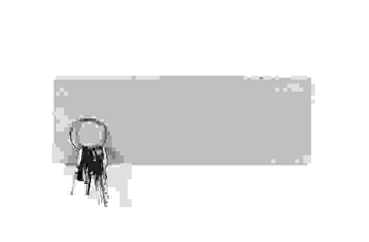 magnetisches Schlüsselbrett aus Beton BLOQform Flur, Diele & TreppenhausAufbewahrungen