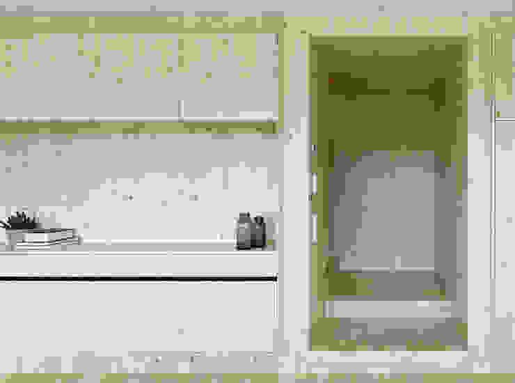 Klasyczny korytarz, przedpokój i schody od Innauer-Matt Architekten ZT GmbH Klasyczny