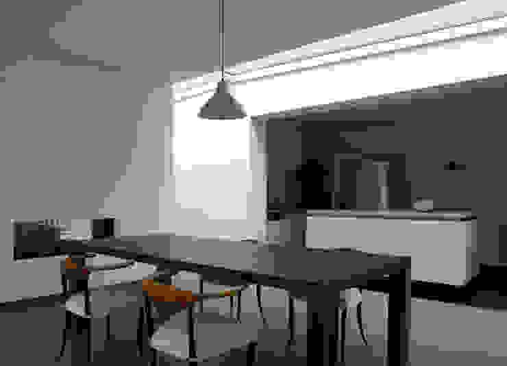 eetkamer Moderne eetkamers van 3d Visie architecten Modern
