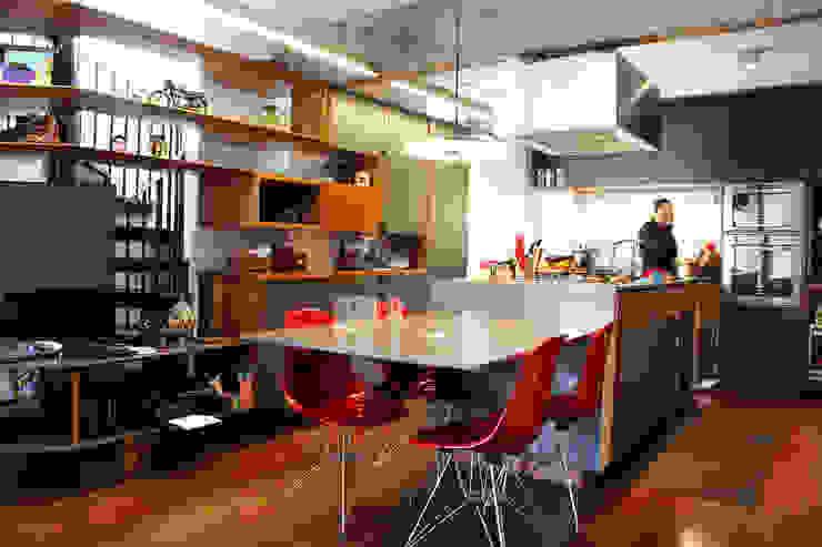 ODVO Arquitetura e Urbanismo Cocinas modernas