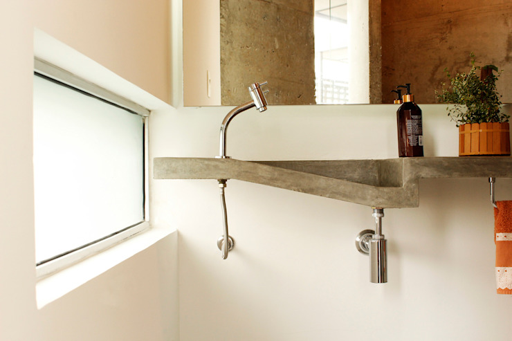 Casas de banho modernas por ODVO Arquitetura e Urbanismo Moderno