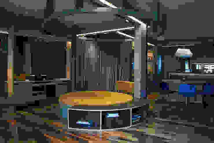 ARQdonini Arquitetos Associados Modern style bedroom