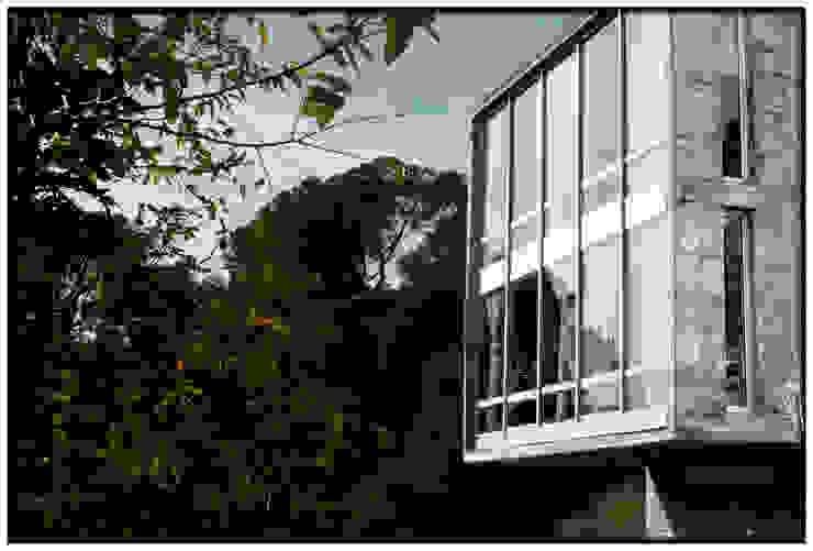 Casa en Dosrius - Barcelona Casas de estilo moderno de IF arquitectos Moderno