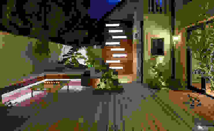 AD Concept Gardens Modern Bahçe