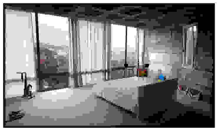 Casa en Dosrius - Barcelona Dormitorios de estilo minimalista de IF arquitectos Minimalista