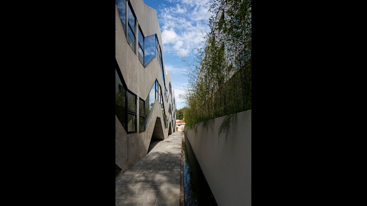 Maisons modernes par Tacoa Moderne