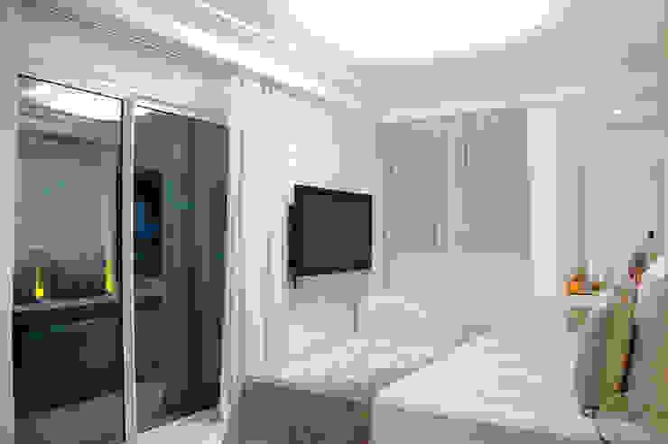 Apartamento Cond. Solar do Mar Quartos modernos por Mantovani e Rita Arquitetura Moderno