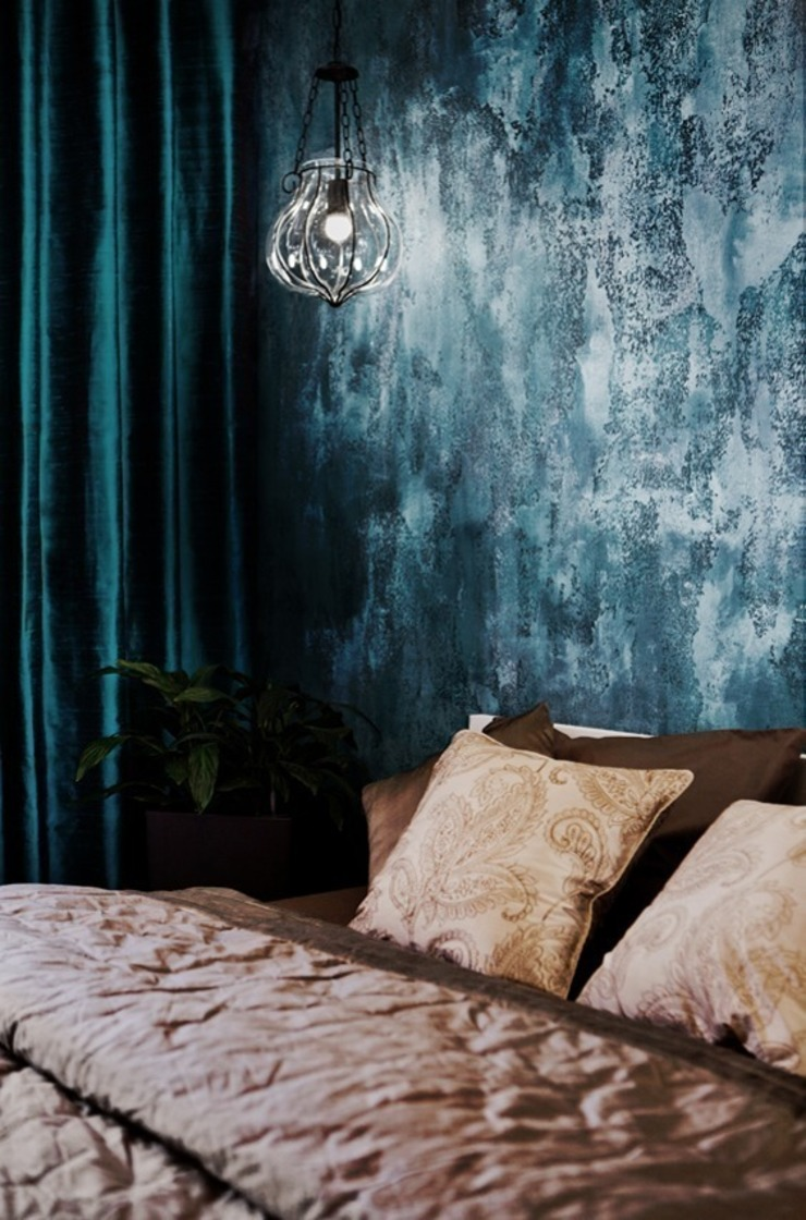 Elegant Moscow Residence Modern style bedroom by Kulyk Interior Design Studio Modern