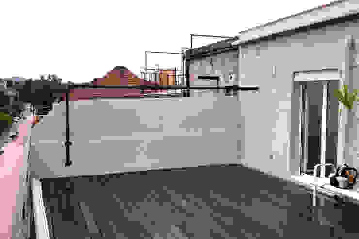 La terraza antes de mobla manufactured architecture scp