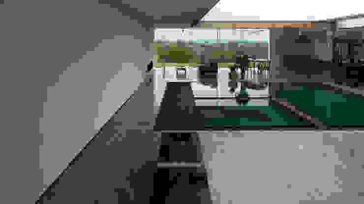 Balcones y terrazas modernos de Tacoa Moderno