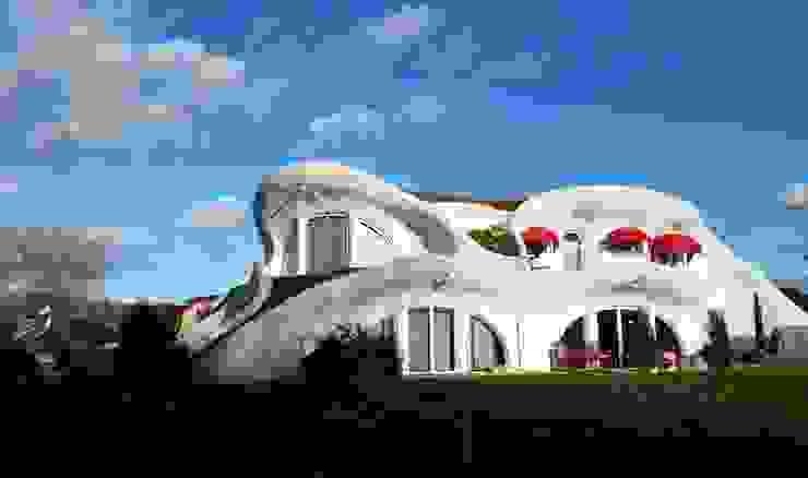 Modern style gardens by Edelstahl Atelier Crouse: Modern Metal