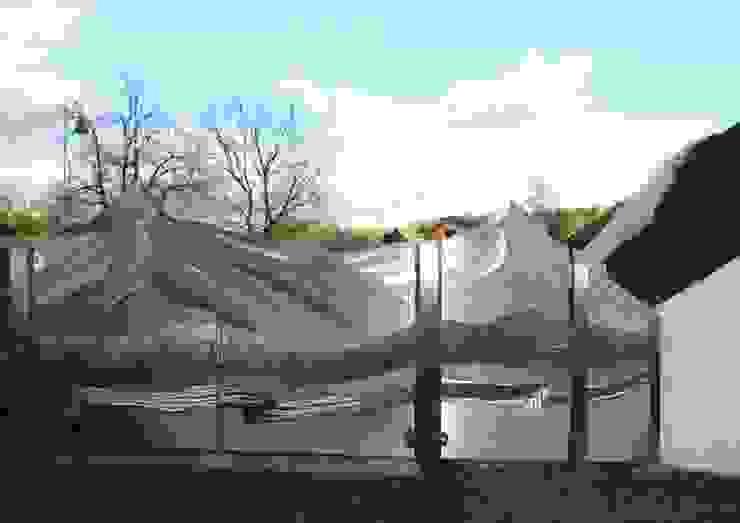 Сад в стиле модерн от Edelstahl Atelier Crouse: Модерн