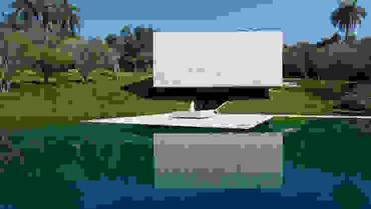 Facade Musées modernes par Tacoa Moderne